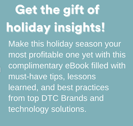 Get the gift of holiday insights